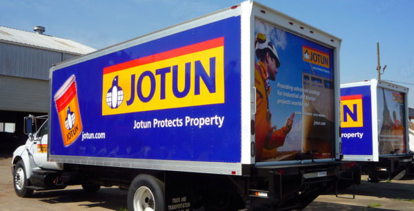 Truck Graphics in New Orleans, Kenner, Metairie, and Harahan, LA